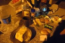 ばんちゃんの旅案内 -日本全国自走の旅--壱岐夜の食事