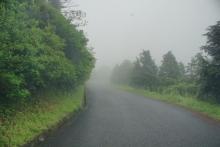 ばんちゃんの旅案内 -日本全国自走の旅--耳納山スカイライン