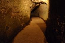 ばんちゃんの旅案内 -日本全国自走の旅--青の洞門