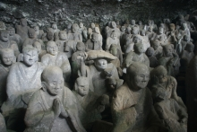 ばんちゃんの旅案内 -日本全国自走の旅--羅漢寺