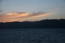 ばんちゃんの旅案内 -日本全国自走の旅--佐田岬の風車