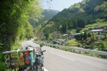 ばんちゃんの旅案内 -日本全国自走の旅--四国の道