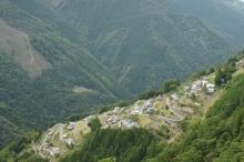 ばんちゃんの旅案内 -日本全国自走の旅--下栗の里