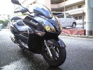 梅雨明け洗車4D9