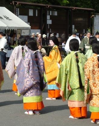 葵祭カキツバタ 073