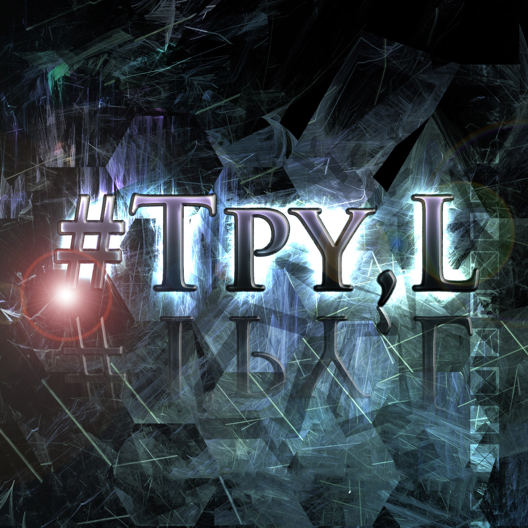 #Tpy,L ロゴ