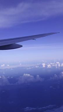 12.09飛行機