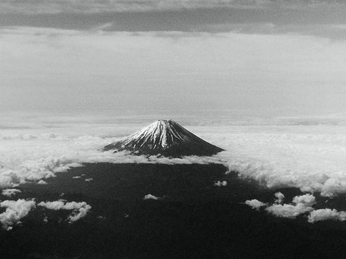 日本の山 富士