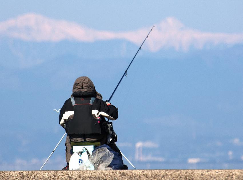 2013 01 20 井田から北岳を釣る D2x F (87)S