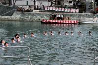 水中阿波踊り