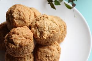 oatmeal muffin-11