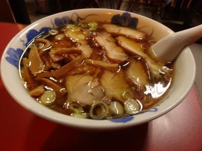 尹呂葉 鶏チャーシュー麺