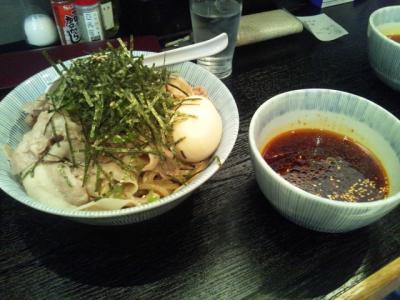 山形飛島 亞呉屋 とん辛つけ麺