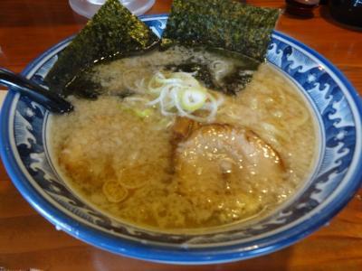 蔵 蔵特製こってりらーめん(太麺)