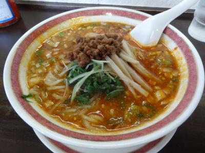 福来苑 坦々麺
