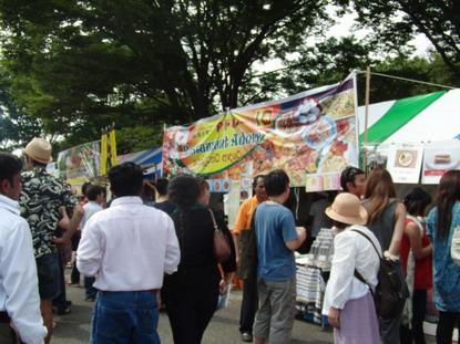 スリランカフェスティバル2010