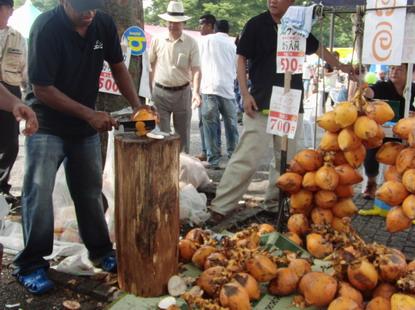 スリランカフェア2010、タンビリ