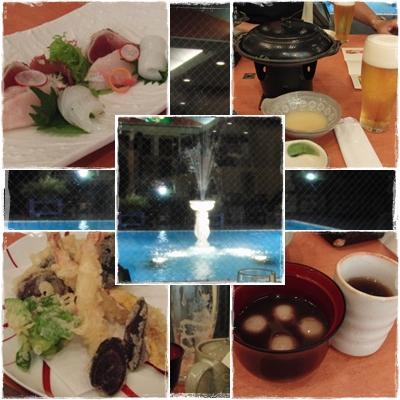 2010-11-08 ラビスタ 夕食