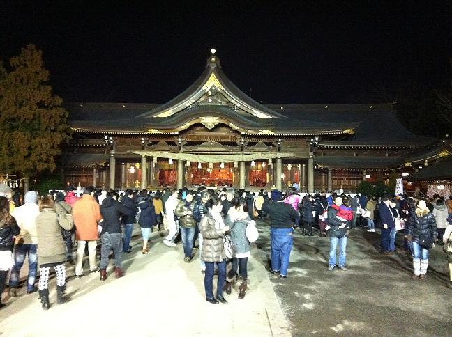 寒川神社2