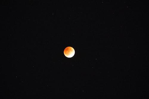 皆既月食3