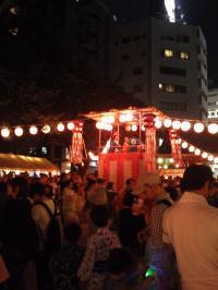 表参道盆踊り