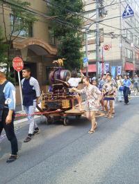 虎ノ門 八幡神社 琴平町会
