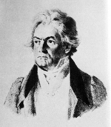 ヴェートーベン_パステル1824年