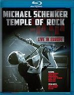 Temple Of Rock Live In Europe
