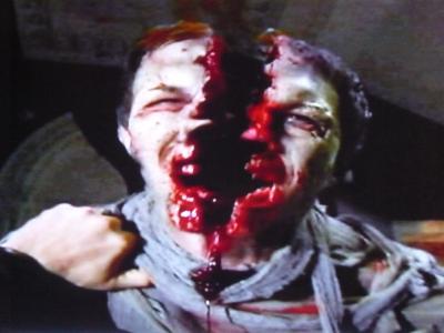 DOTD:頭切断