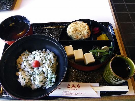 昼食20121231