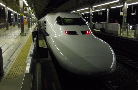 700系ひかり20121231