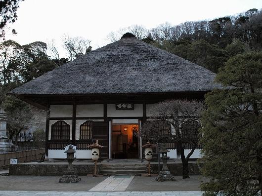 円覚寺・選仏場1-20130103