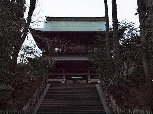 円覚寺・山門3-20130103