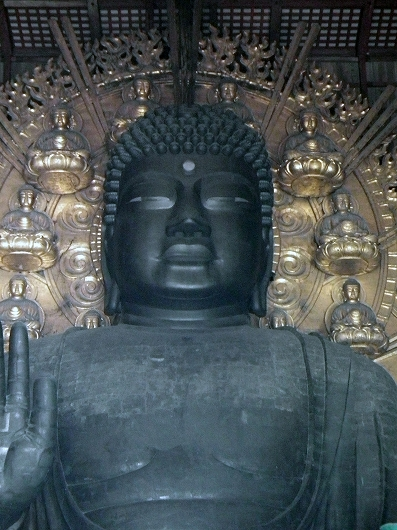 東大寺大仏1-20111229