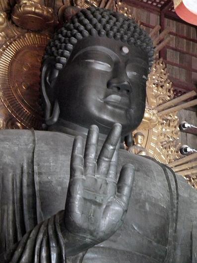 東大寺大仏2-20111229