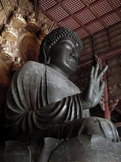 東大寺大仏3-20111229