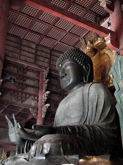 東大寺大仏4-20111229