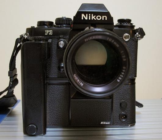ニコンF3-20130309