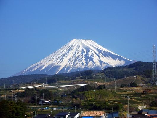 富士山1-20130316