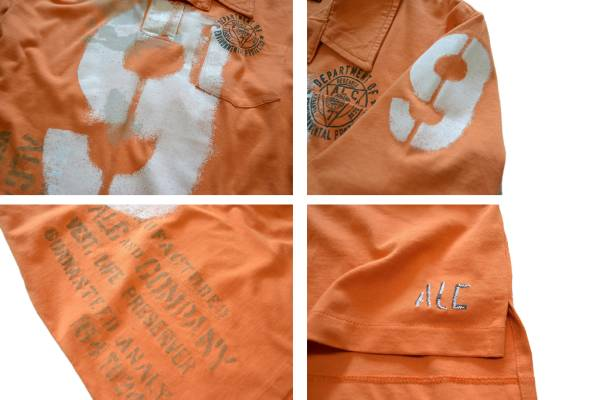 アメリカンリビング画像ポロシャツ05