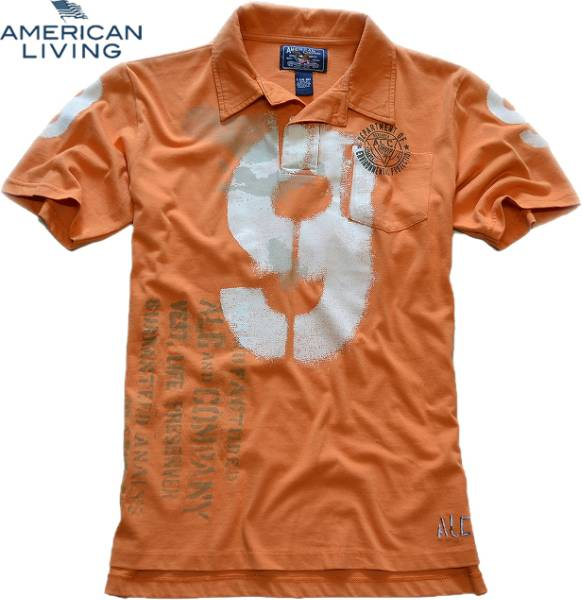 アメリカンリビング画像ポロシャツ04
