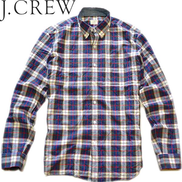 JCREWシャツ画像@古着屋カチカチ01