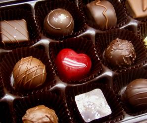 ウマそうなチョコだなー