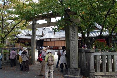 14.10.2和爾坐赤坂比古神社