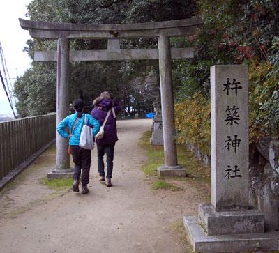 14.杵築神社