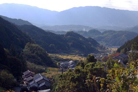 14.10.23細川集落