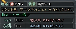 爆弾ツール装備