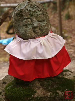 九品寺のお地蔵さん