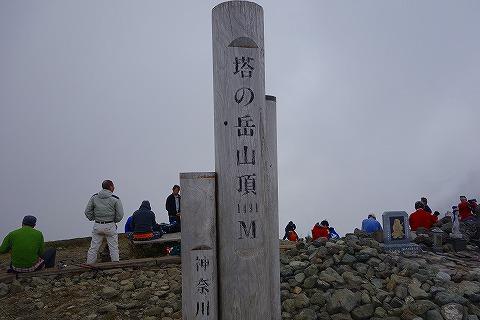 塔ノ岳3・山頂