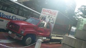 BANDAGE①